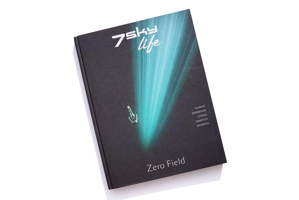 Livre 7sky Life
