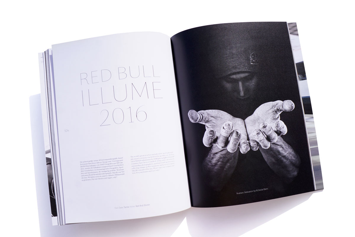 Livre 7sky Red Bull Illume