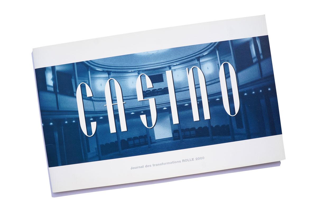 Book Casino de Rolle
