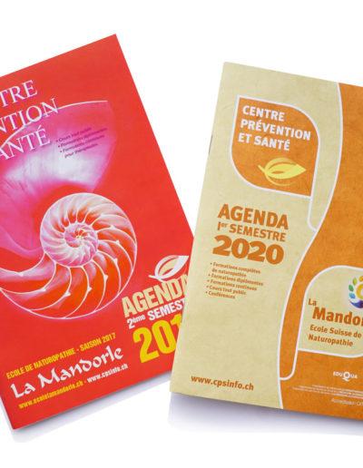Agenda Centre Prévention et Santé
